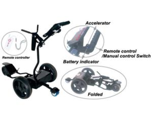 Remote Golf Trolley (HGT-001FR)