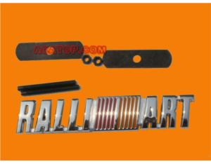 Car Bumper Grill Metal Emblem (GCE001)