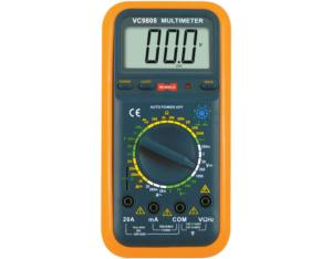 VC9808 3 1/2 Digital Multimeter