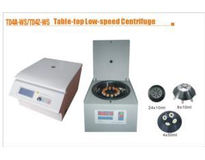 Tabletop Low Speed Centrifuge (TD4Z-WS)
