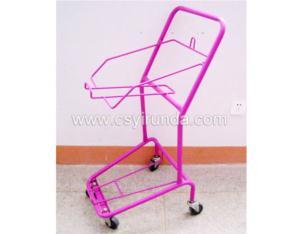Basket Shopping Trolley (YRD-J5)