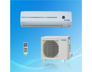 Wall Split Air Conditioner Plastic Outdoor Unit Series