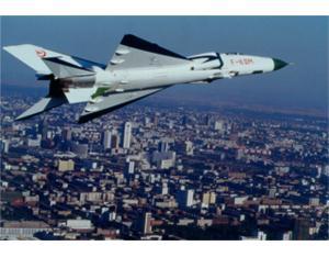 F-8IIM Fighter Aircraft