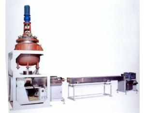 EVA glue stick extrusion machine