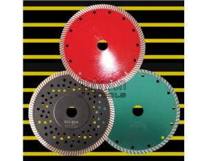 Blade: 180mm Sintered Turbo Saw Blade