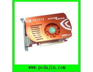 Video Card: 9800GT 1GBMB 64bit TC