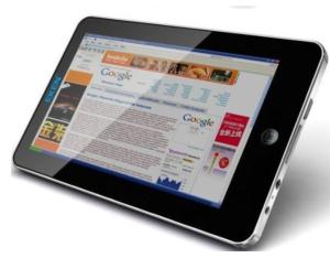 8 Inch Tablet PC with WiFi, Google Android O/S