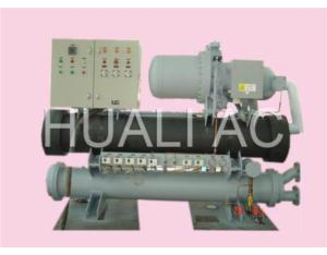 Water-Cooled Screw Type Water Chillers