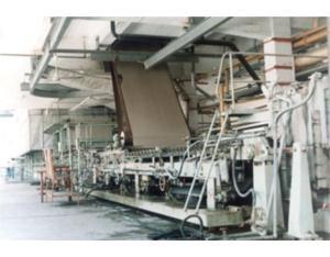 2400mm/3200mm Coated Board Machine