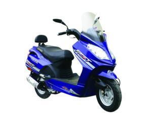 New Gas Scooter (JD50QT-28)