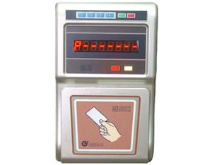 IC Card Bus Toll Collector