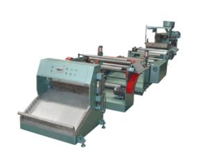 BOPP colors film & PP sheet speediness extrusion compound production line