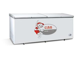 Double top opening door freezer/refrigerator series