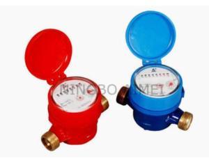 Single Jet Vane Wheel Dry Type Water Meter (LXSC-13D5~25D5)