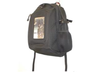 Solar Backpack (JHH-002)