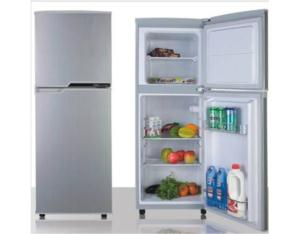 Double Door-up Freezer Fridge