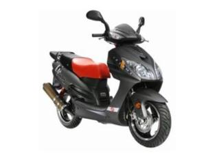 Gas Scooter (YL50QT-35C)