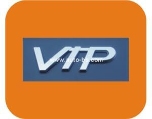 VIP Chrome Emblem (CP-088)