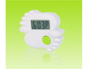 Sole-Shaped Pedometer (TX5028)