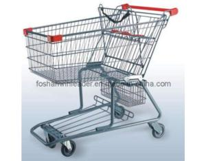 Wire Shopping Cart (YLD-CT190L 190L)