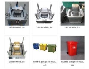 industrial garbage bin mould-1