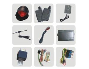 FDM3-261b Two Way Talking Car Alarm
