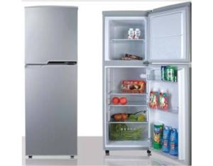 Double Door-up Freezer Fridge