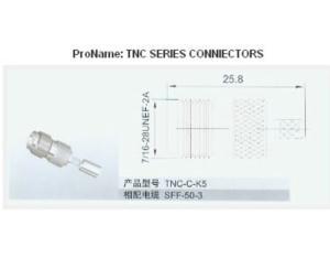 TNC Connector (TNC-C-K5)