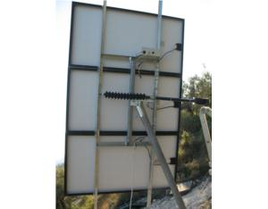 Single Axis Solar Tracing System