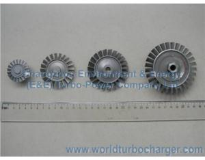Jet Parts (Turbine Wheel)