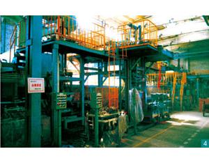 Engine Production Line Imported from Japan by Tianjin Internal Combustion Engine Plant
