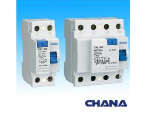 CAL1-63 (RCCB) Residual Current Circuit Breaker (F360)