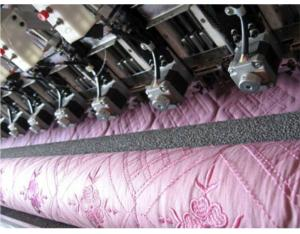 Single Needle Row Quilting Embroidery Machinery