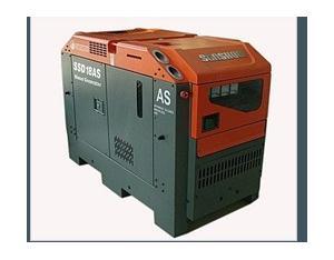 Diesel generator SSD18AS