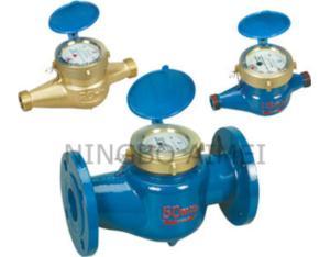 Rotary Vane Wheel Liquid-Sealed Water Meter (LXSY-15E-50E)