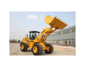 Wheel Loader 16200 Kg Operation Weight