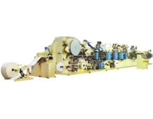 Full-Automatic High Speed Packing Sanitary Napkin Machine (RL-WSJ-500)