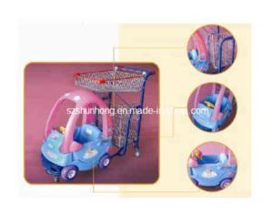 Carton Shopping Trolley