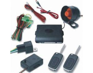 Multifunctional Car Alarm System with Central Door Locking System Automation