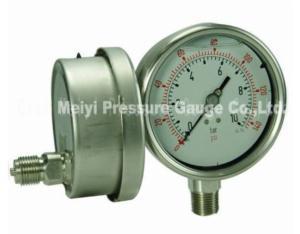 All Stainlee Steel Pressure Gauge (MY-SSN-116)