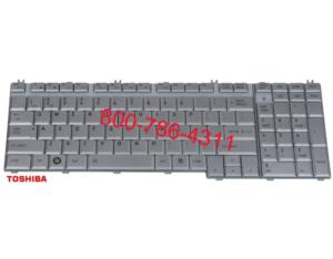V000180170 Laptop Keyboard for Toshiba L505 Series