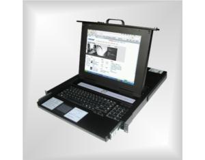 USB Series LCD-KVM (KVM-1701U/1704U/1708U/1716U)