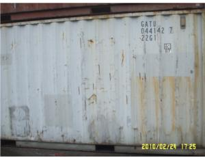 20' ISO Shipping Container