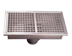 Stainless Steel Drainage Grating (D-42)