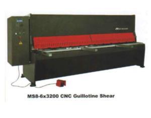 MS CNC Shearing Machine