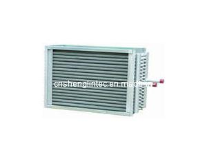 Shell and Tube Heat Exchanger for Centralized Air Conditioner
