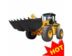 Wheel Loader with Cummins Engine (SWL50E)