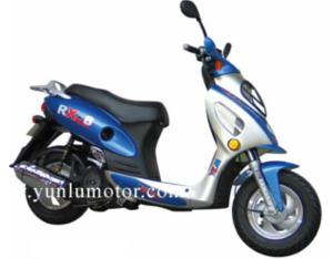 Gas Scooter 125cc (YL125T-6)