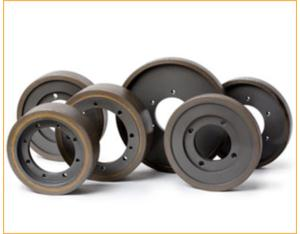 Metal-Bond Diamond Disc Squaring Wheel