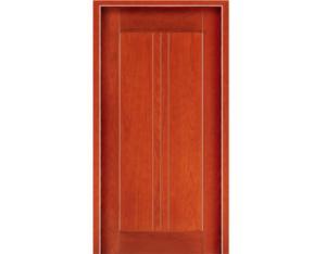 Solid Wood Door (NTA-3L)( With Nature Wood Veneer)